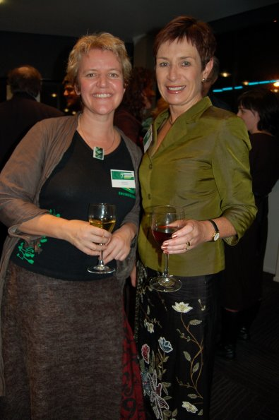 Heidi Mardon, Janet Hay - The Outlook for Someday Launch 2007