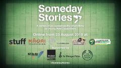 Someday Stories 2018 - Release Information Board